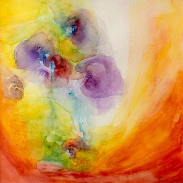 Blumenstrauß von Karin Hemme