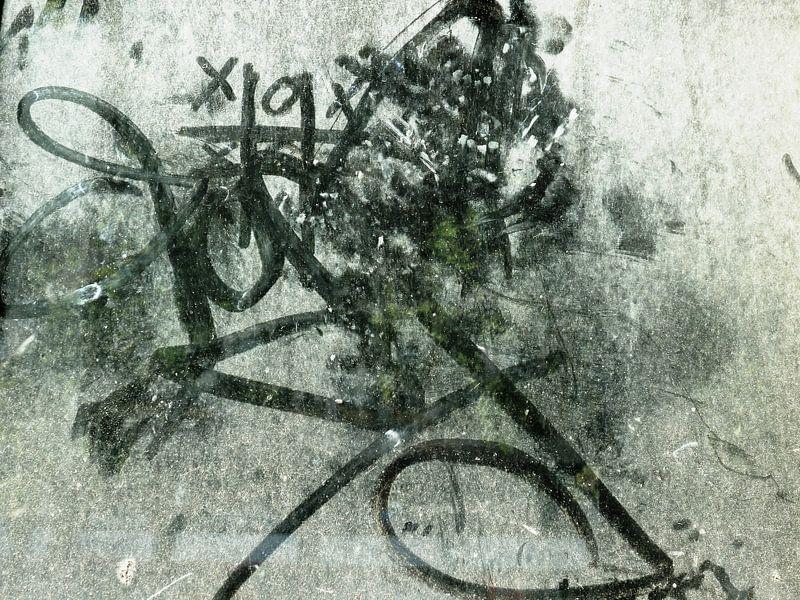 Urban Abstract 73 van MoArt (Maurice Heuts)