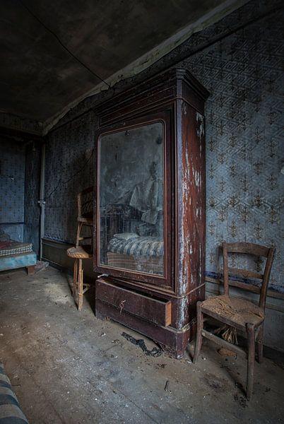 Gespenst im Spiegel von Kelly van den Brande