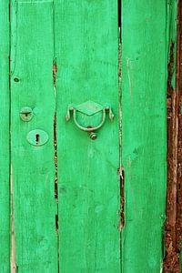 [mallorquin] ... the green door