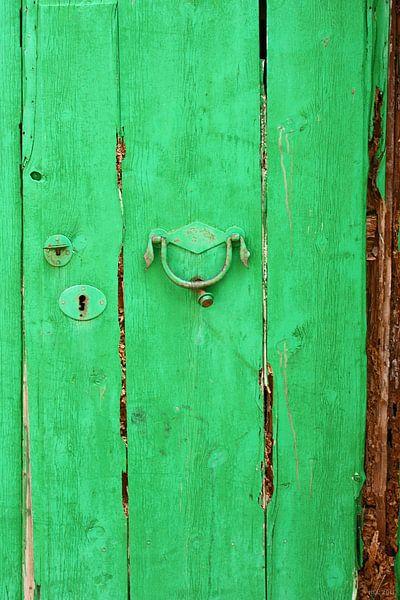 [mallorquin] ... the green door van Meleah Fotografie