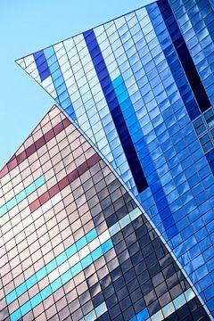 Geometrische architectuur van Sigrid Klop