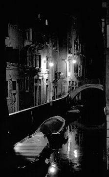Venice by night van Rudy De Moor