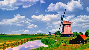 Mühlen im Schermer