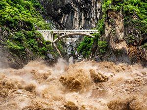 Tiger Leaping Gorge van