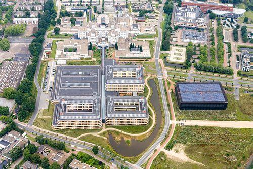 Breda Amphia Ziekenhuis Luchtfoto