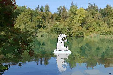 Letscht Summer, ar Aare van HEUBEERE Cartoons