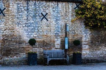 Mooie muur in Engeland van René Groenendijk