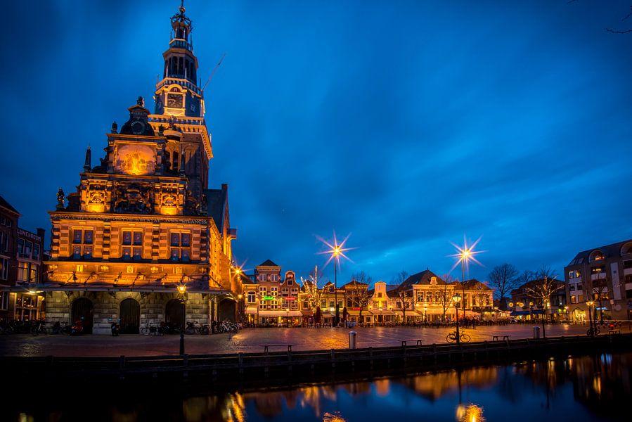Waagplein in Alkmaar
