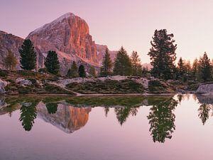 Col dei Bos - Lago di Limides von Max Schiefele