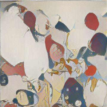 Abstract Inspiratie XX van Maurice Dawson