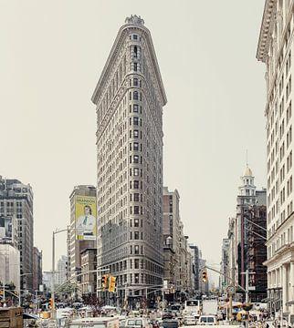New York Flatiron Building sur eric borghs