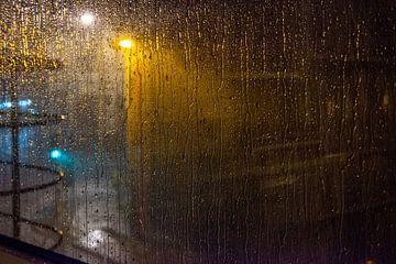 Regenachtige avond van Els Hattink