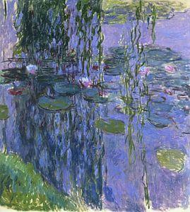Waterlelies (serie), Claude Monet van