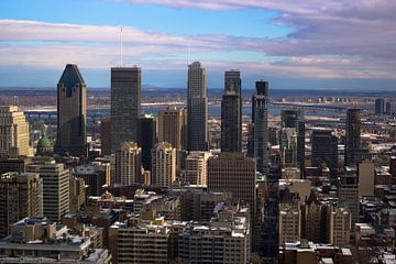 Montreal bij daglicht van Harm-Jan Tamminga