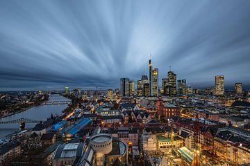 Frankfurt Skyline von Robin Oelschlegel