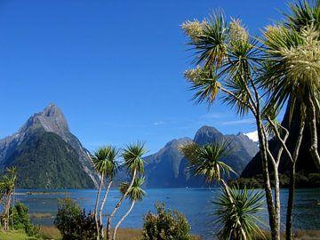 Milford Sound von Gert-Jan Siesling