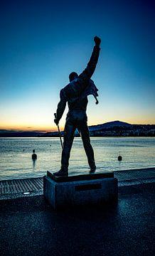 Freddie Mercury Queen Montreux van Evelien van der Horst