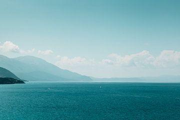 De oceaan collectie van Lisette Venema