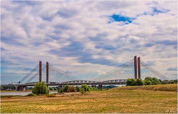 De brug  bij Zaltbommel
