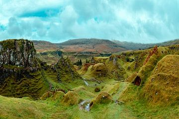 Tal der Feen in Schottland von Lars van de Goor