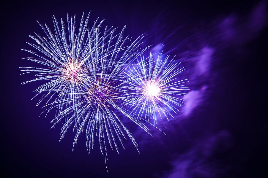 Firework in the Sky van Brian Morgan