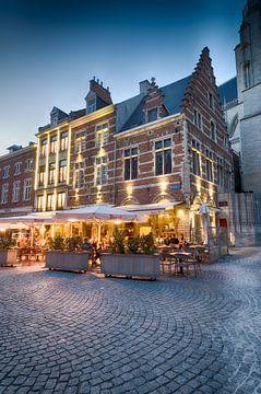 Sfeervol Leuven van Mark Bolijn
