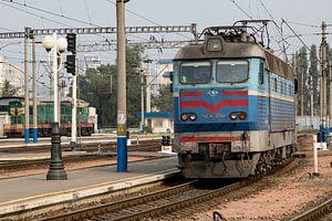 Op het spoor in Kiev