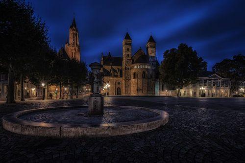 Vrijthof Maastricht  van Mario Calma