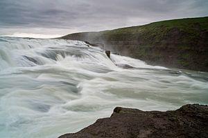Gullfoss waterval van
