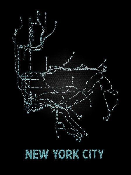 New York van Wouter Sikkema