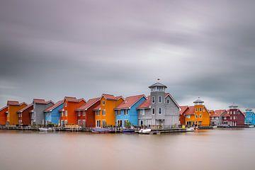 Groningen - Reitdiephaven van Erwin van den Berg
