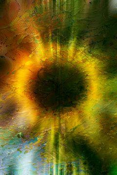 Digitalart : In Helianthus von Michael Nägele