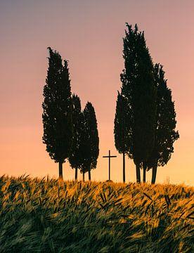 Croce di Prata von Henk Meijer Photography