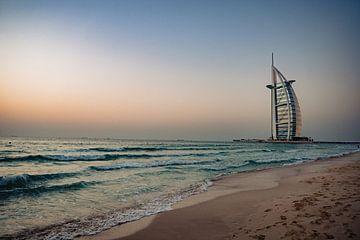 Burj Al Arab, Dubai von Martijn de Voogd