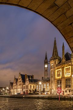 Gent, Graslei van Edward Sarkisian
