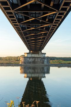 Spoorbrug Culemborg von Anouk IJpelaar