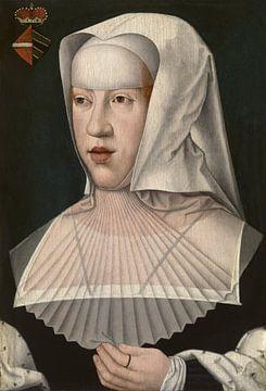 Margaret of Austria Van Orley sur