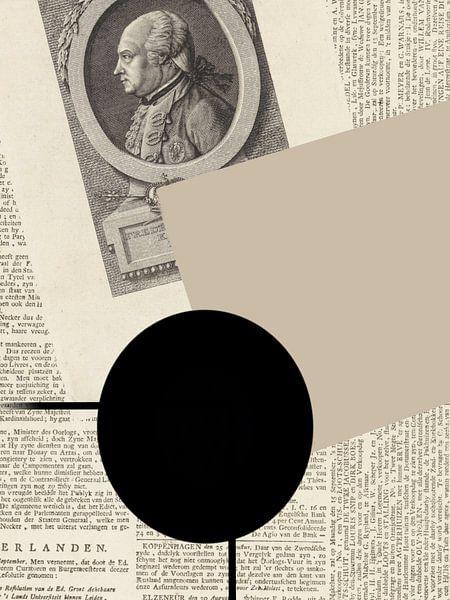 Abstract Paper V van YOPIE illustraties