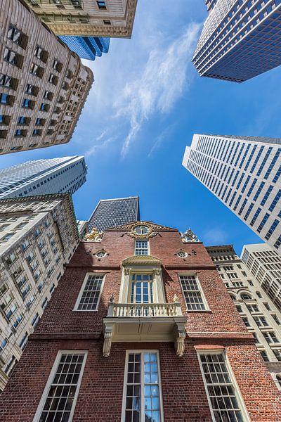 BOSTON Old State House  van Melanie Viola