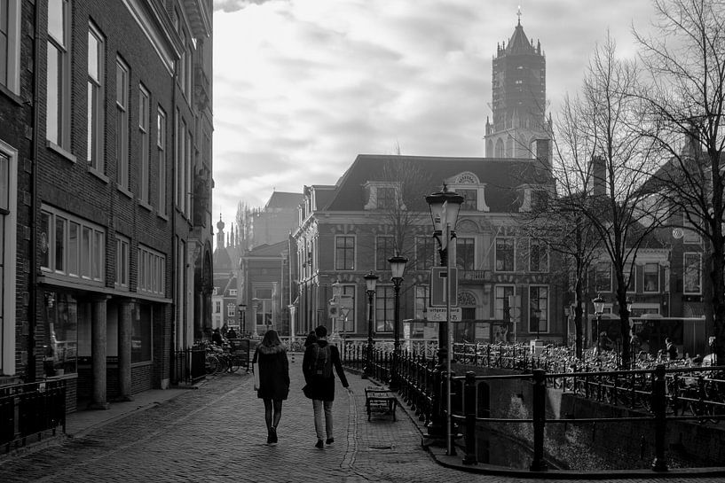 Straatfotografie UTrecht van Menno Bausch