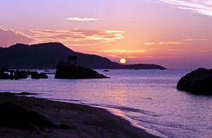 Sonnenaufgang - Ca Na - Vietnam