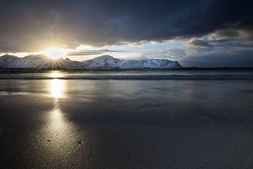 Ramberg strand van Julia Schellig