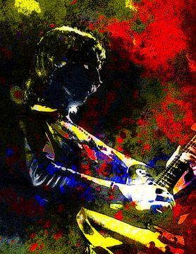 gitarist van Brian Raggatt