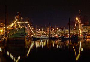 Lindenberg haven Nijmegen van Jos van de Pas