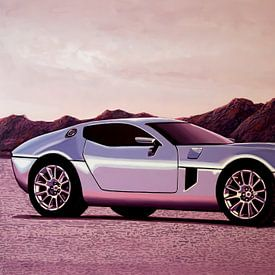 Ford Shelby GR Lackierung von Paul Meijering
