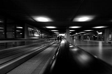 Vliegveld. von Frank de Ridder