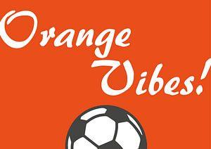 OrangeVibes von Ellen Voorn