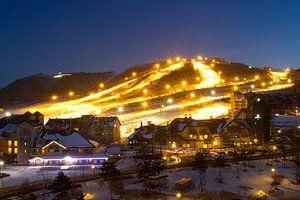Wintersport Alpensia Zuid-Korea