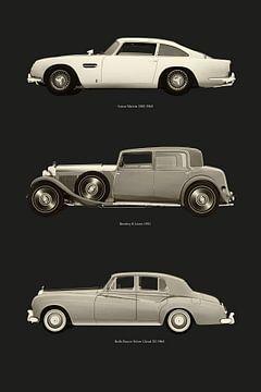 Klassieke Britse auto's